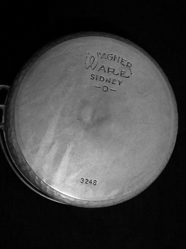 Vintage Cast Aluminum Ware The Cast Iron Collector
