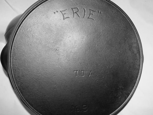 Dating erie cast iron