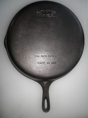 Dating wagner ware made in usa cast iron