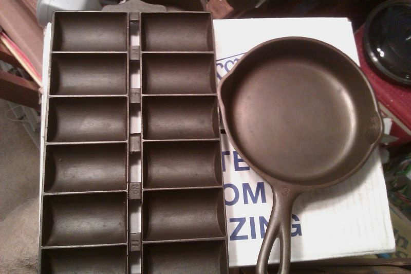 Cast Iron Cleaning & Restoration - The Cast Iron Collector