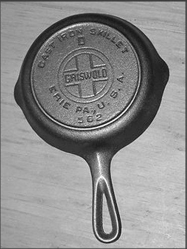 Dating uw Griswold koekepan
