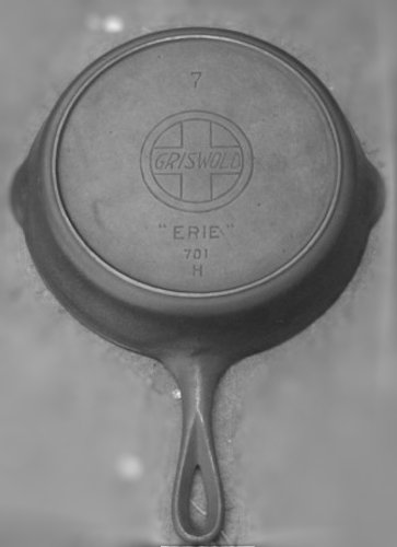 Evolution of the Griswold Trademark - The Cast Iron Collector